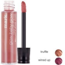 Avon Glow Baby Glow Hook Up Lip Gloss Wined Up New in Box - $8.99