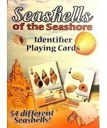 Seashells of the Seashore Souvenir Playing Cards - $7.25