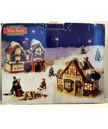 Mervyn's 1993 Village Square 16-Piece Starter Set Mixed Set - $99.99