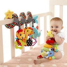 Baby Activity Spiral Bed Stroller Buggy Cot Car Soft Toy Infant Kids Plu... - $27.00