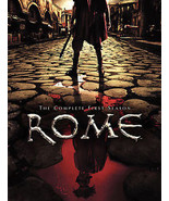 Rome - The Complete First Season (DVD, 2006, 6-Disc Set) - $18.99