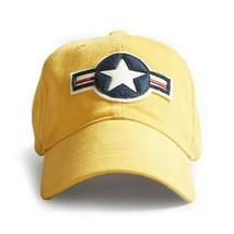 USAF Roundel Baseball Cap, WWII Aviation, Warbirds, Vintage Aircraft  HA... - $27.67