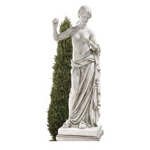Statues of Women Nude Female Woman Greek Statue Garden Sculpture Entrywa... - $261.06