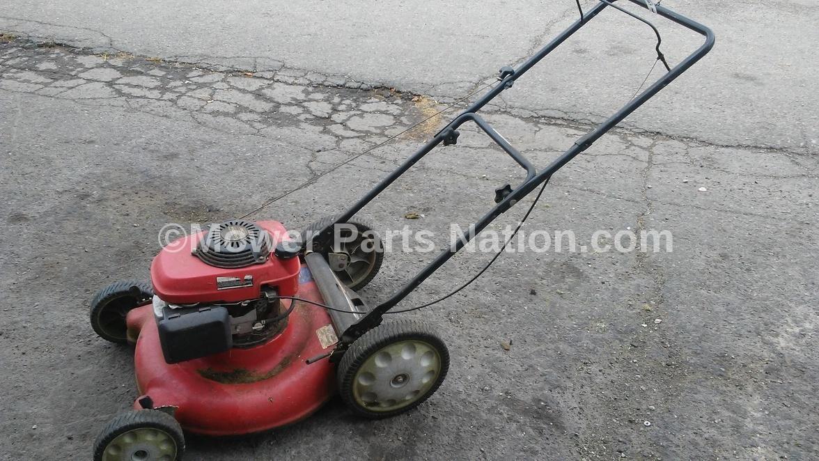 Troy Bilt Model 11a 542q711 Lawn