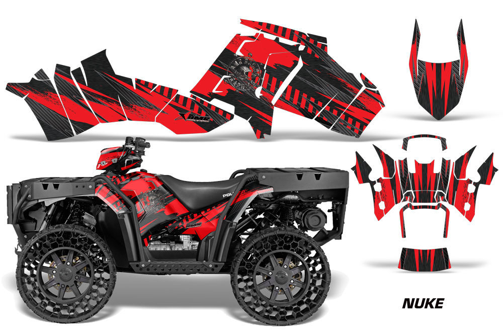 e7fe579e0e ATV Graphics Kit Decal Sticker Wrap For and 50 similar items