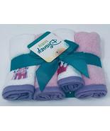 Gerber Newborn Baby Girl Disney Princess Washcloths, 4-Pack - $9.95