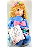 Precious Moments Doll Maddy 16 in. Amway Exclusive with Certificate Item... - $59.39