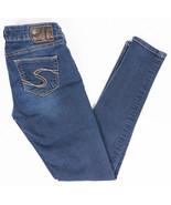 Silver Suki Jegging Womens Stretch Jeans Dark Wash Size 26/31  - $27.41