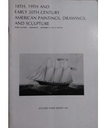 1972 Sotheby American Paintings Auction Catalog - $9.95
