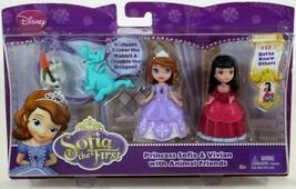 Disney Sofia the First - Princess Sofia & Vivian with Animal Friends  - $22.28