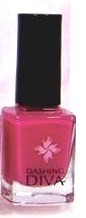 Dashing Diva Prima Donna Pink Nailpolish