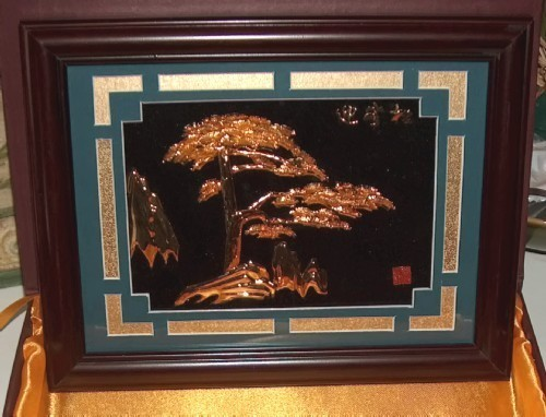 Gold tree picture2