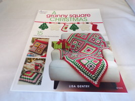 A Granny Square Christmas book new - $5.93