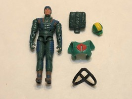 2003 Hasbro G.I. Joe Sgt. Airborne Action Figure (Ref # 47-07) - $8.00