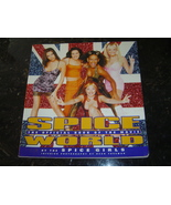 Spice Girls Spice World Movie Book Official 1998 - $9.95
