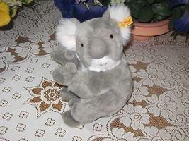 Original Steiff Baby Koala Sitting Bear Plush 060113 NEW 2001 All Tags B... - $148.88