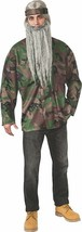 XLARGE - Rubie's Costume Men's Duck Hunting Season Hunter Camo Adult  Jacket - $18.99