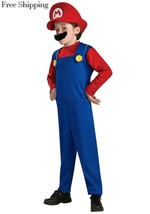 Super Mario Brothers, Costume, Small - $27.03