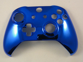 Chrome Blue Front Shell For Xbox One S Controller - New - Model 1708 - $20.23 CAD+