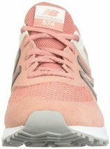 NEW BALANCE MEN'S 574 SPORT SNEAKER DUSTED PEA 9 M US image 2