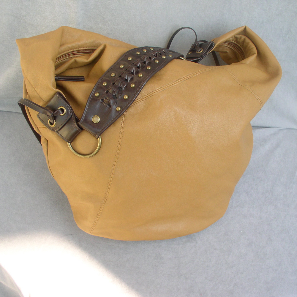 Hobo Handbag Xhilaration Tote Shoulder Bag