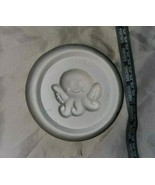 Clearance OCTOPUS Jewelry Cab Glass Frit Fusing Casting Kiln Mold  mc4 - $9.12