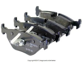 BMW Rear Brake Pad Set E46 Z4 3.0i 3.0si 325 (1999-2008) JURID + Warranty - $66.85