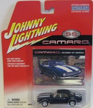 1968 CHEVY CAMARO Z28 CONVERTIBLE JOHNNY LIGHTNING CAMARO SS 35TH ANNIV.... - $24.99