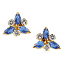 Efulgenz Cubic Zirconia Cubic Zirconia Stone Stud Earring for women - $23.00