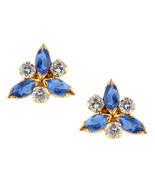 Efulgenz Cubic Zirconia Cubic Zirconia Stone Stud Earring for women - ₹1,635.63 INR