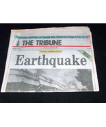 Oakland Tribune October 18, 1989 Earthquake 200 Dead Hundreds Injured Ne... - $39.58