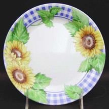 Sunsations (Corelle) by Corning Sunflower Design Side Plate - $6.99