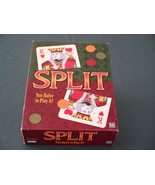 Split Card Game With Game Board. 1999. VGC. - $13.00