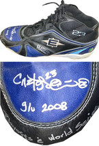 Carlos Pena signed Easton MLB 2008 World Series/Playoffs Game Used Left ... - $174.95
