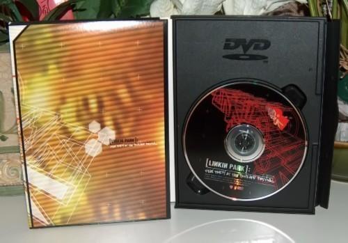 Linkin Park Frat Party at Pankake Festival DVD