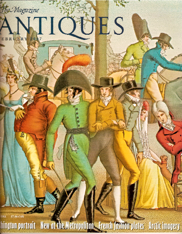 The Magazine ANTIQUES February 2007