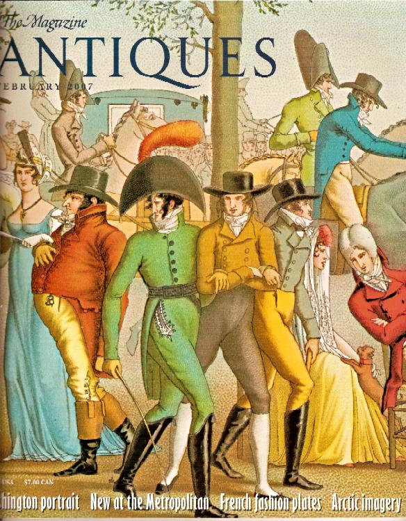 Antiques magazine 0207