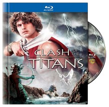 Clash of the Titans [Blu-ray, Digibook] image 1