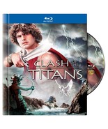 Clash of the Titans [Blu-ray, Digibook] - $24.95