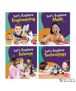 Bumba Books ® A First Look at STEM - Paperback Set - $50.60