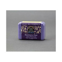 One With Nature Triple Milled Soap Bar - Blackberry Pear - 7 Oz X 6 - $25.81