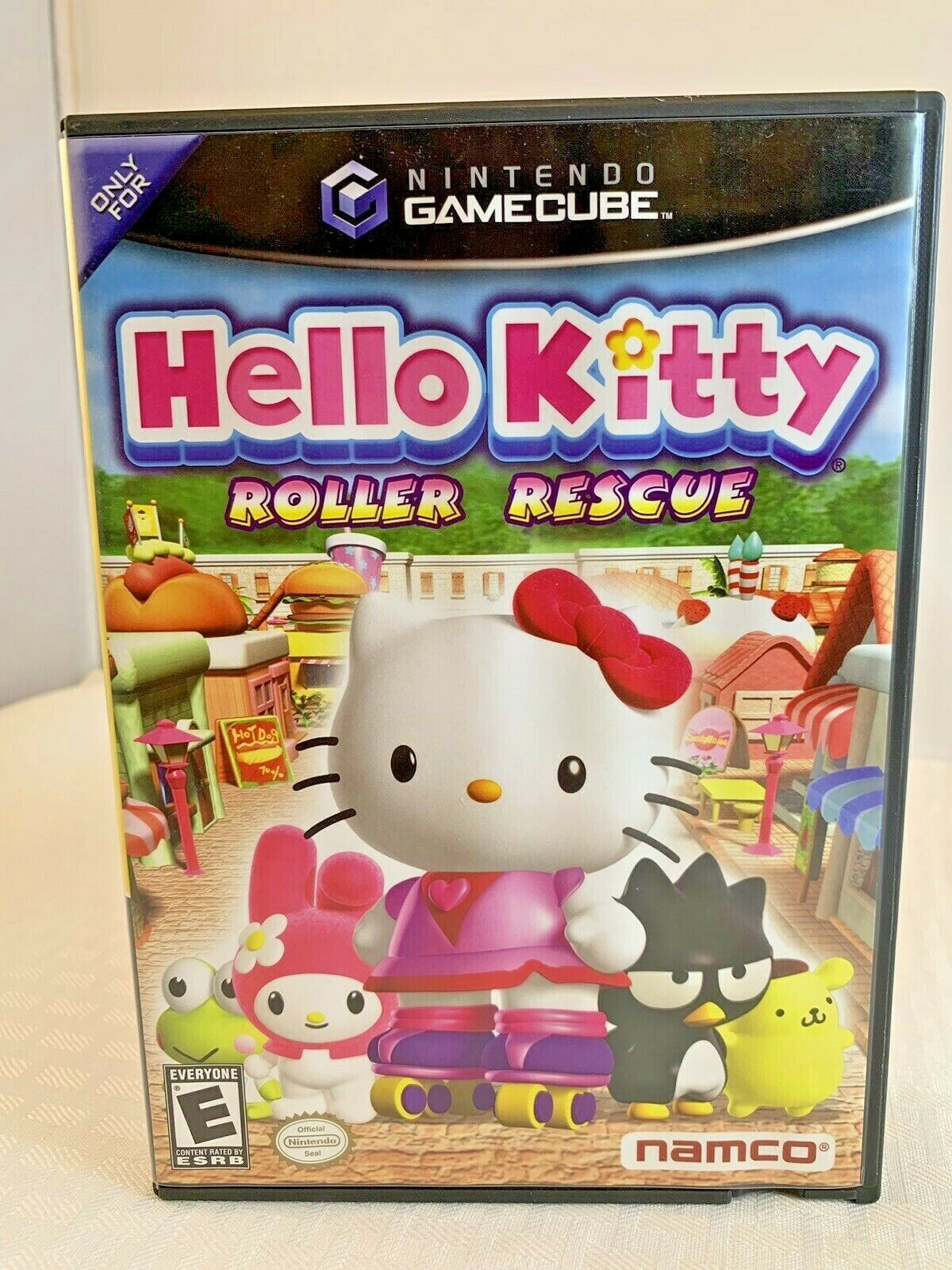 Hello Kitty: Roller Rescue (Nintendo GameCube, 2005) image 1