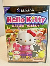 Hello Kitty: Roller Rescue (Nintendo GameCube, 2005) - $15.00