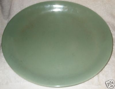 Large Poole Twintone Oval Platter 14""