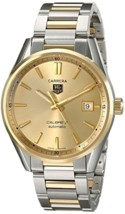 TAG Heuer Men's WAR215A.BD0783 Carrera Two-Tone Watch - $3,168.00