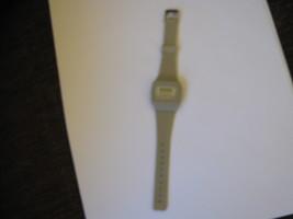 Parliament Cigarettes Watch & Tan Lcd Quartz Watch - $12.00