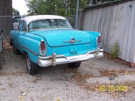 1955 MONTEREY USED REAR BUMPER OEM ORIG MERCURY PART WEAR SCRATCHES PITTING - $750.00