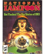 National Lampoon Magazine Volume 2 #54, January 1983 FINE+ - $13.50
