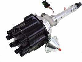 Pro Series R2R Tach Drive Distributor Corvette SBC BBC 327 350 396 427 454 Black image 2
