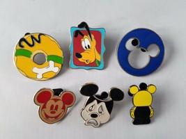 Disney Trading Pins Collectible Mickey Mouse & Pluto Theme Lanyard Pin S... - $14.56